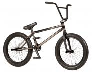 "Stereo Bikes ""Electro"" 2019 BMX Bike - Foggy Gloss Trans Dark Grey"