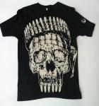 "Shadow ""Skull and Bullets"" T-shirt"