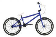 """Haro Bikes """"Boulevard"""" 2017 BMX Rad - blau"""