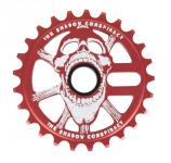 "Shadow ""Scream"" Sprocket - red - 25t"