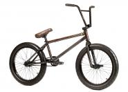 "Stereo Bikes ""Flash"" 2017 BMX Rad - Midnight Black RAW"