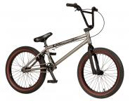 "Stereo Bikes ""Woofer"" 2019 BMX Bike - Gloss Gun Metal"