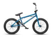 "Wethepeople ""CRS FS 18 Zoll"" 2019 BMX Rad - matt metallic blau"