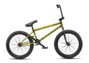 "Wethepeople ""Justice"" 2019 BMX Bike - matt trans yellow"