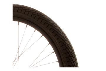 Black Wall Reifen