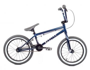 "United ""Recruit 16 Zoll"" 2018 BMX Rad - blau"