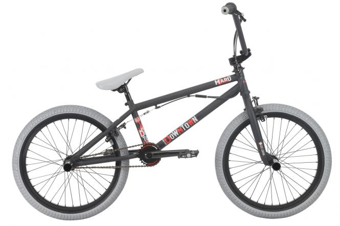 "Haro Bikes ""Downtown DLX"" 2018 BMX Rad - schwarz"