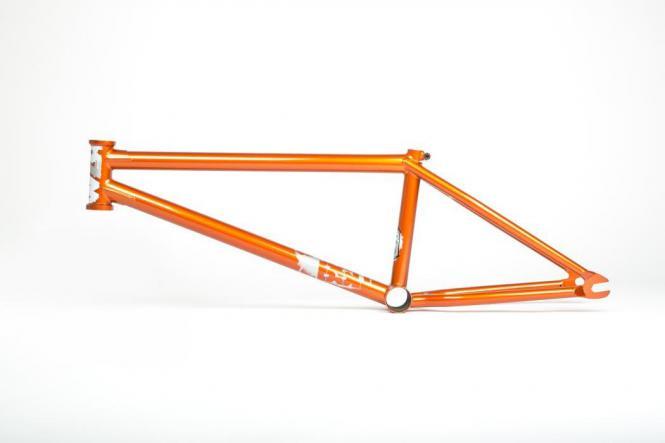 "BSD ""WZA V3"" Rahmen - bronze"