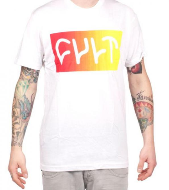 "Cult ""Gradient"" T-Shirt"