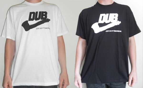 "Dub ""Tomorrow"" T-shirt"