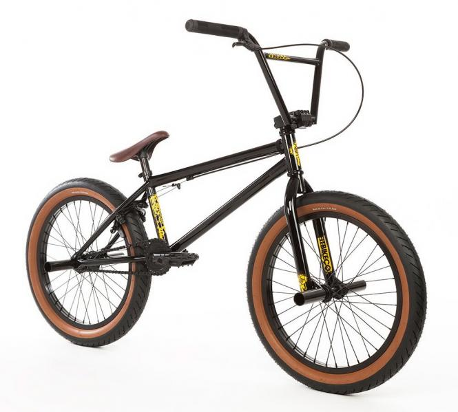 """Fit """"STR"""" 2018 BMX Rad"""
