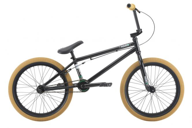 "Haro Bikes ""Boulevard"" 2018 BMX Rad - schwarz"