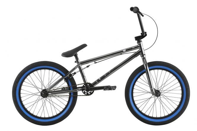 "Haro Bikes ""Boulevard"" 2017 BMX Rad - silber"