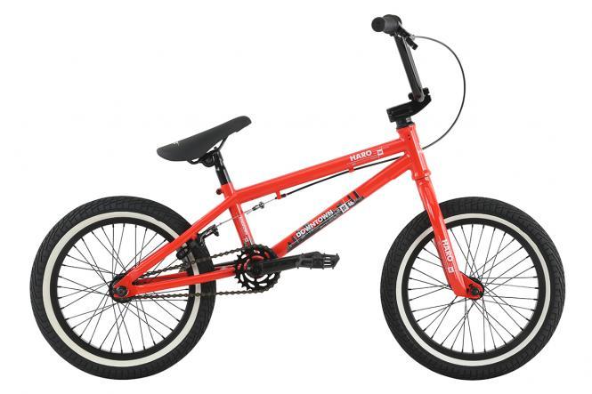 "Haro Bikes ""Downtown 16 Zoll"" 2017 BMX Rad - rot"