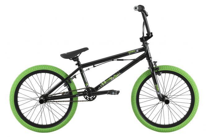"Haro Bikes ""Downtown DLX"" 2017 BMX Rad - schwarz"