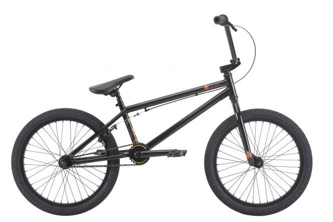 """Haro Bikes """"Leucadia"""" 2018 BMX Rad - schwarz"""