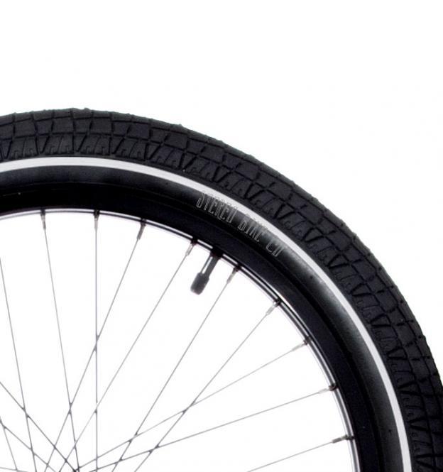 """Stereo Bikes Reifen """"thin grey line"""""""