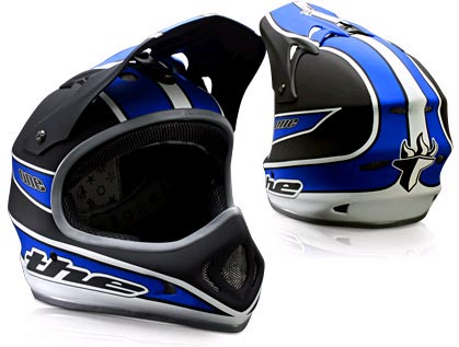 THE One Composite BMX Helm