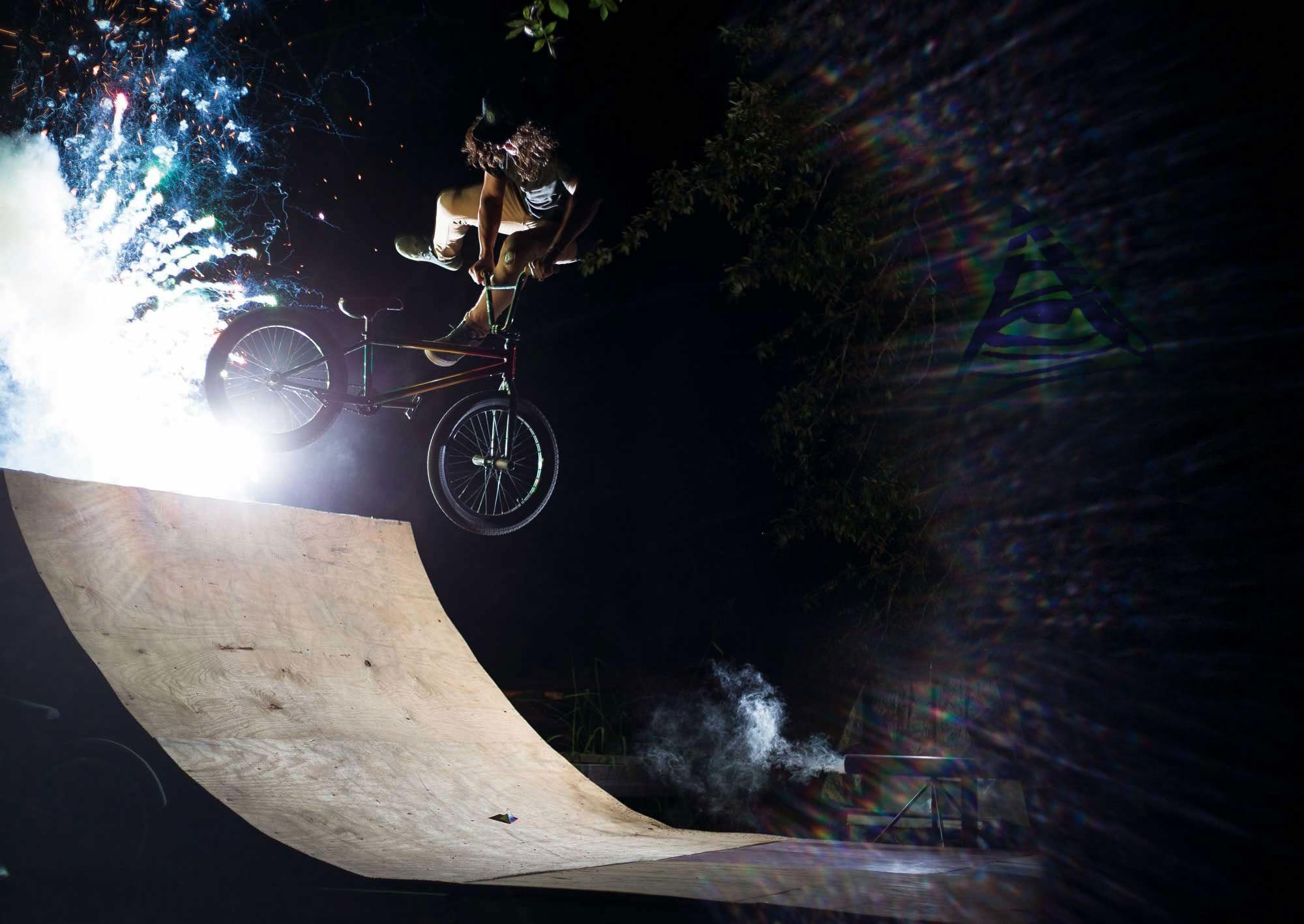 Themen rund um das BMX