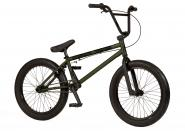 "Stereo Bikes ""Amp"" 2020 BMX Bike - Matt Army Green"