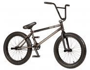 "Stereo Bikes ""Electro"" 2019 BMX Bike - Foggy Gloss Trans Dark Grey"