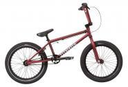 """Fit """"18 Zoll"""" 2020 BMX Bike - matt burgundy"""
