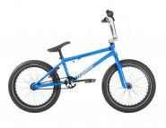 """Fit """"18 Zoll"""" 2019 BMX Rad - matt blau"""