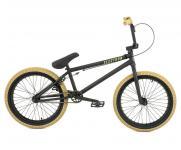"""Fly Bikes """"Electron"""" 2018 BMX Rad - matt schwarz"""