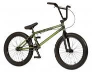 "Stereo Bikes ""Speaker Plus"" 2019 BMX Rad - Swamp Gloss Trans Slimy"