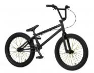 "Strobmx ""Subwoofer"" 2021 BMX Bike - Sooty Matt Black"