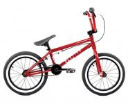 "United ""Recruit 16 Zoll"" 2018 BMX Rad - rot"