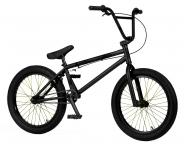 "Strobmx ""Woofer"" 2021 BMX Rad - Sooty Matt Black"