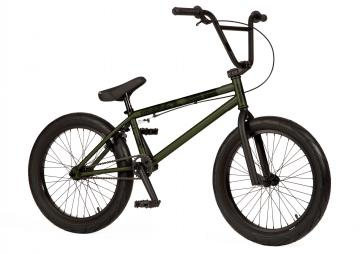 "Stereo Bikes ""Amp"" 2020 BMX Rad - Matt Army Green"