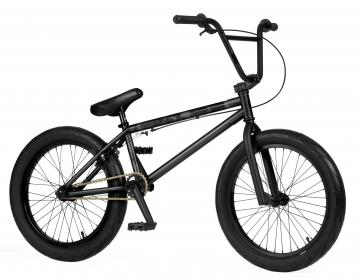 "Strobmx ""Amp"" 2021 BMX Rad - Chainy Matt Gunmetal"