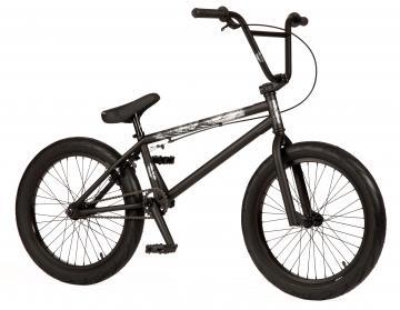 """Stereo Bikes """"Amp"""" 2019 BMX Rad - Sooty Matt Black"""