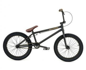 "Fly Bikes ""Neutron"" 2018 BMX Rad - matt schwarz"