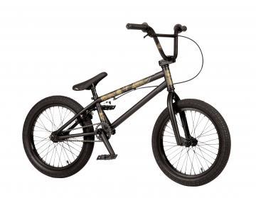 "Stereo Bikes ""Half Stack"" 18 inch 2019 BMX Bike- Sooty Matt Black"