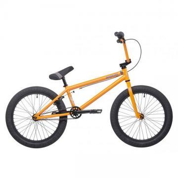 """Mankind """"Planet"""" 2020 BMX Rad - semi matt orange"""