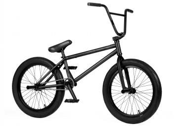 "Stereo Bikes ""Plug In"" 2020 BMX Rad - Chainy Matt Gunmetal"