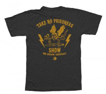 """Shadow """"No Prisoners"""" T-Shirt"""