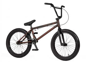 "Stereo Bikes ""Speaker Plus"" 2020 BMX Rad - Matt Dark Trans Barrique"