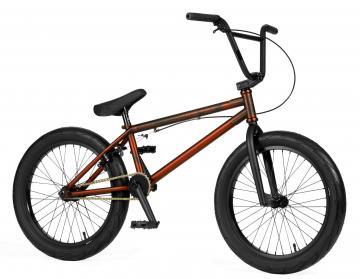 "Strobmx ""Speaker Plus"" 2021 BMX Rad - Trans Matt Tequilla Orange"
