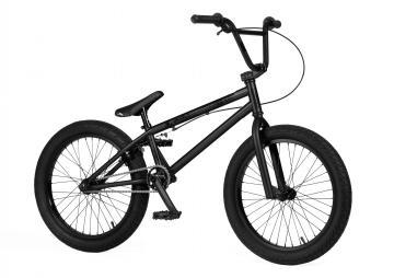 "Stereo Bikes ""Subwoofer"" 2020 BMX Rad - Sooty Matt Black"