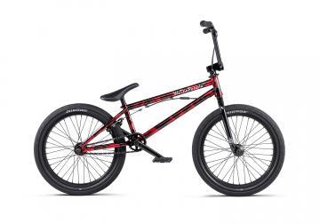 "Wethepeople ""Versus"" 2020 BMX Rad - brushed metallic red"