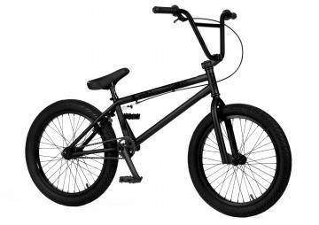"Stereo Bikes ""Woofer"" 2020 BMX Rad - Sooty Matt Black"