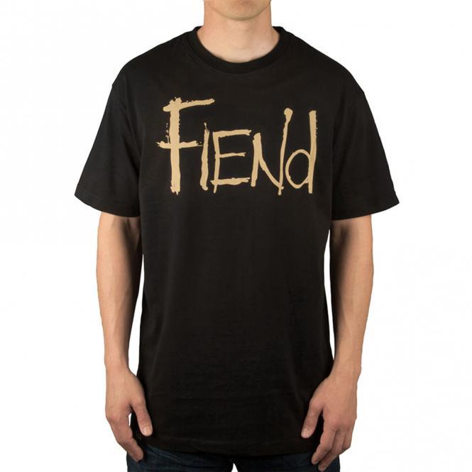 """Fiend """"Logo"""" T-Shirt"""