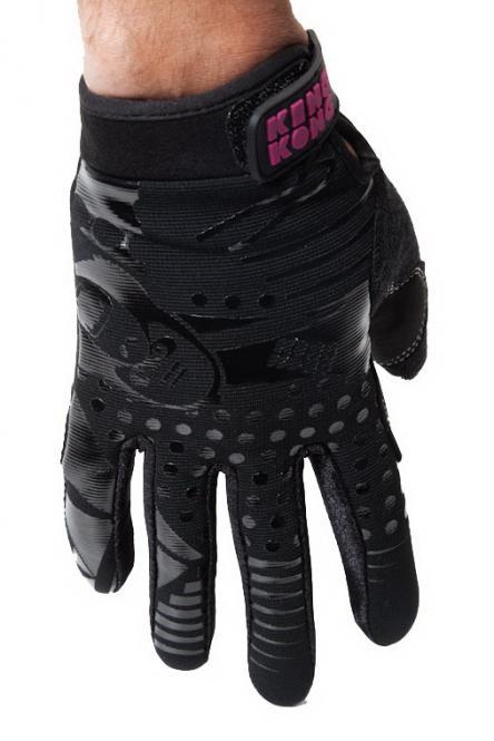 "King Kong ""Pattern"" Handschuh"