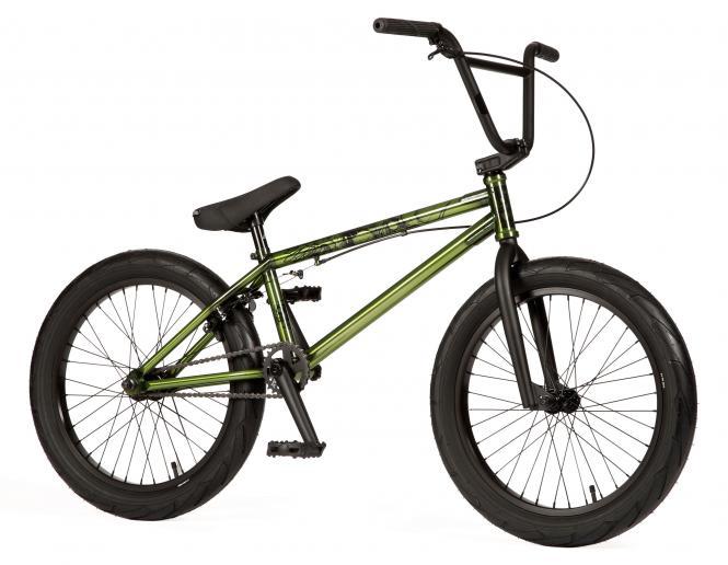"Stereo Bikes ""Speaker Plus"" 2019 BMX Bike - Swamp Gloss Trans Slimy"