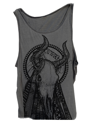 "Stereo Bikes ""Indian"" Tanktop"