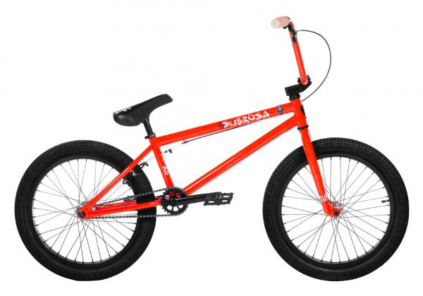 "Subrosa ""Sono XL"" 2019 BMX Rad - Gloss Fury Red"